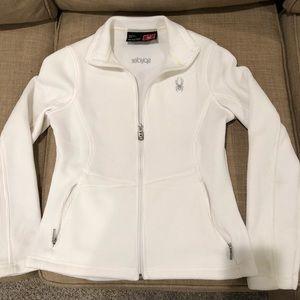 Spyper knit fleece jacket